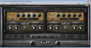 GTR-clean-Amp